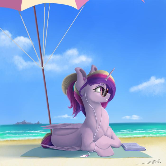 Cadance Is Resting My Little Pony, Princess Cadance, Skitsniga
