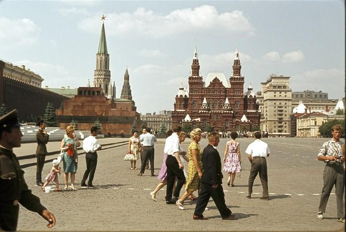 Москва 1964 года СССР