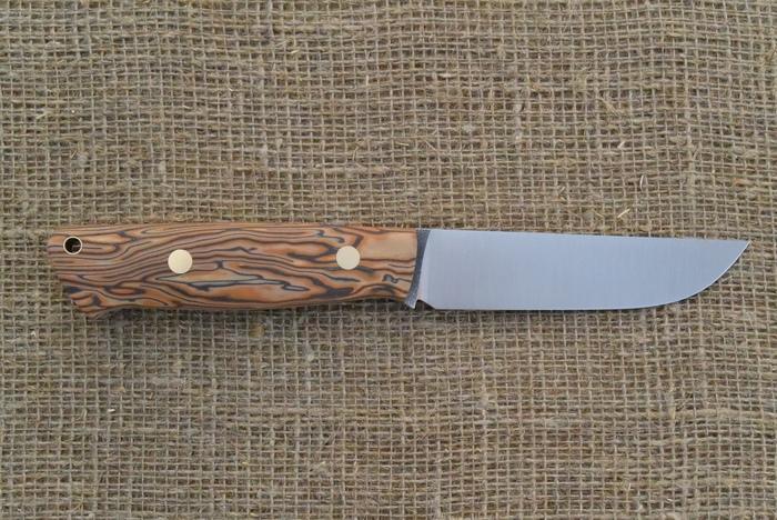 Нож-универсал от мастера с пикабу Нож, Ручная работа, Длиннопост