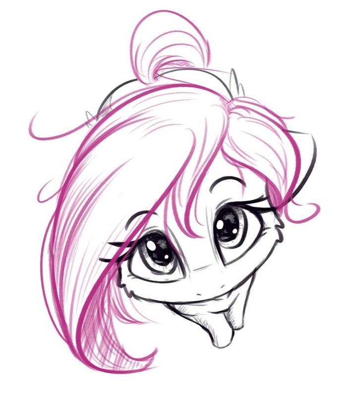 Флатти My Little Pony, Fluttershy, Alcor