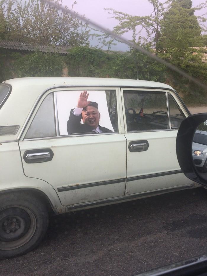 Привет от Кыма из Крыма