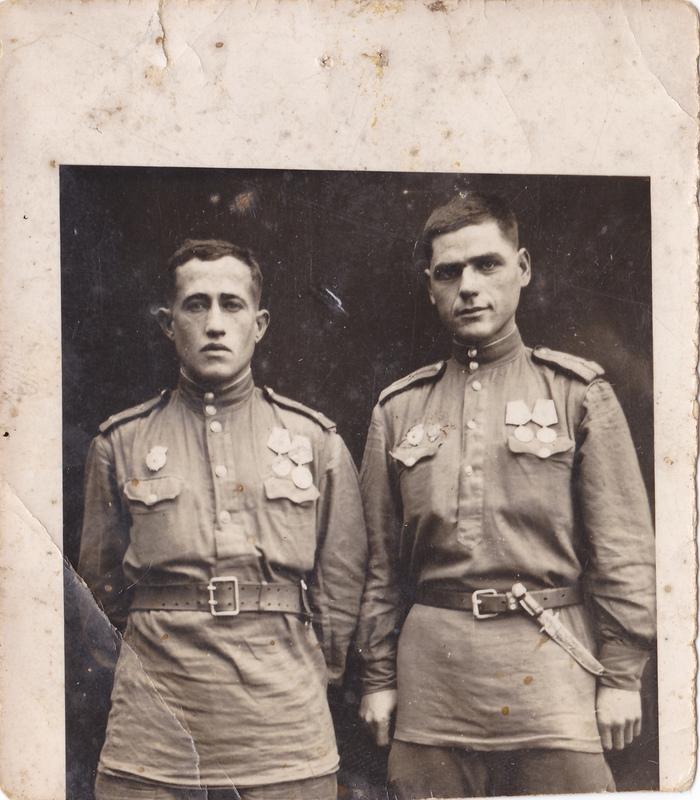 В память об еще одном ветеране. Длиннопост, Ветераны, Великая Отечественная война, Семья
