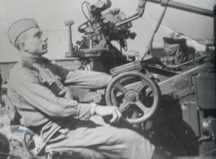 Мой дедушка. Великая Отечественная война, Любимый дедушка