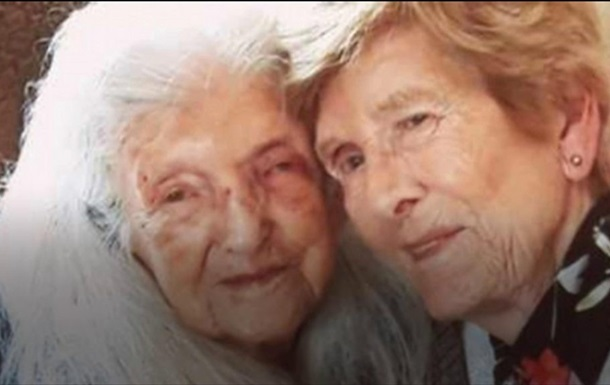 В Шотландии 81-летняя пенсионерка впервые увидела свою мать Новости, Новое, Сенсация, Встреча
