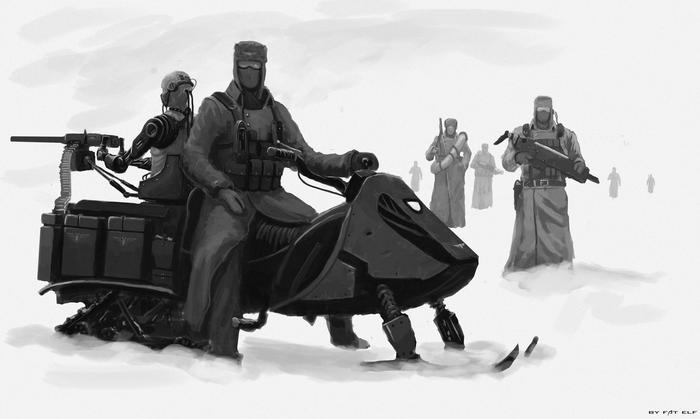 Полки имперской гвардии Wh Art, Имперская гвардия, Фан-Арт, Длиннопост
