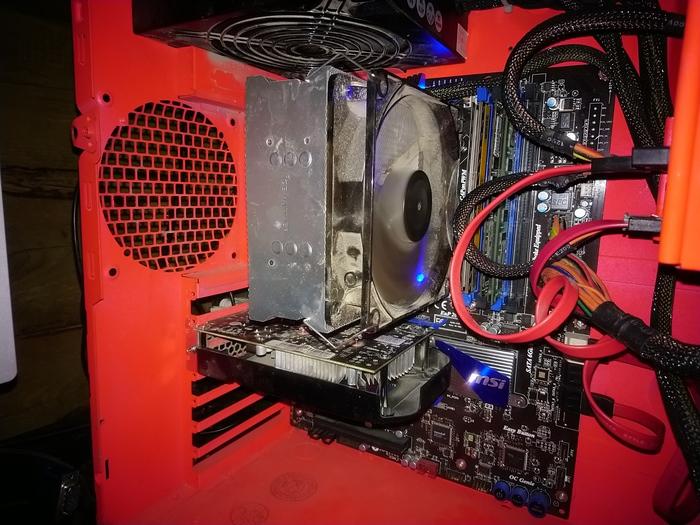 Недорогой игровой компьютер 2019 Компьютер, Компьютерное железо, Компьютерные игры, Сборка компьютера, Длиннопост