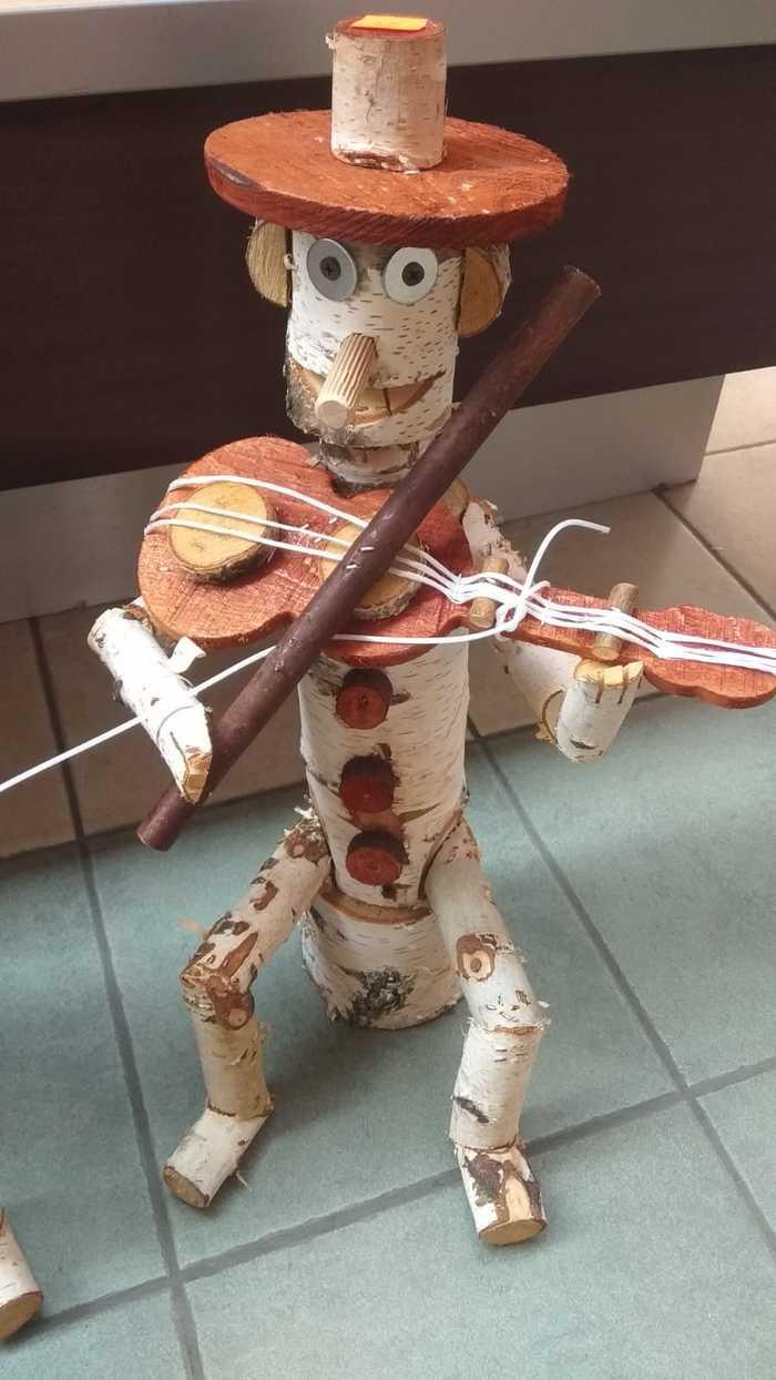 Буратино скрипит