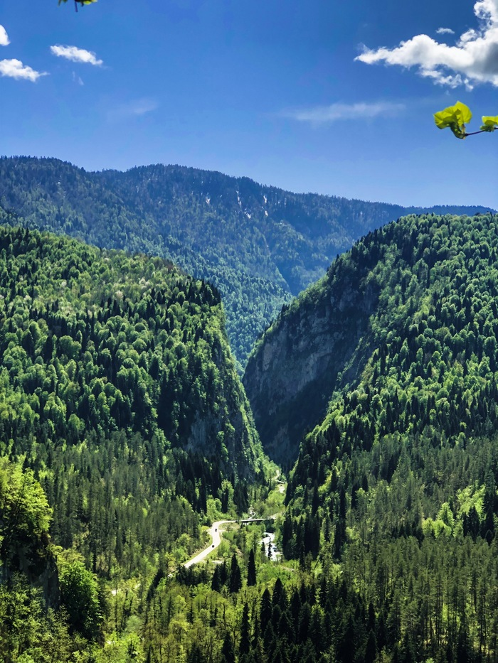 Абхазия Природа, Горы, Абхазия, Фотография