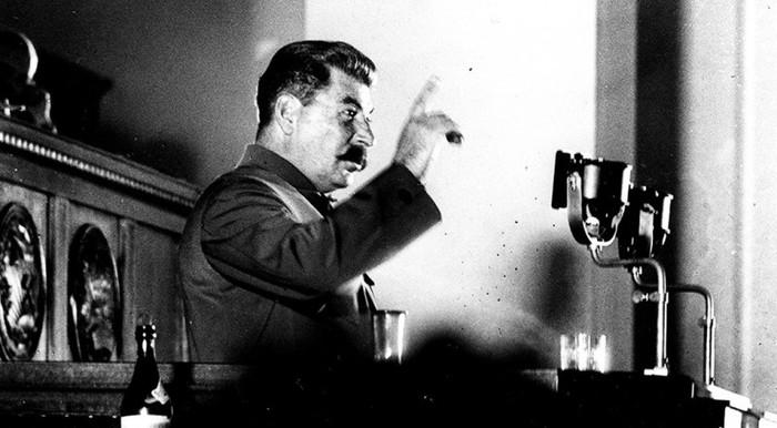 И.В.Сталин: «Некоторые товарищи думают...» Сталин, Цитаты, Выступление, Социализм, Длиннопост