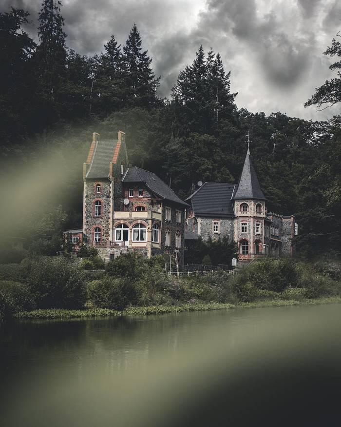 Гарц, Германия Красота, Красота природы, Фотография, Архитектура, Германия, Длиннопост
