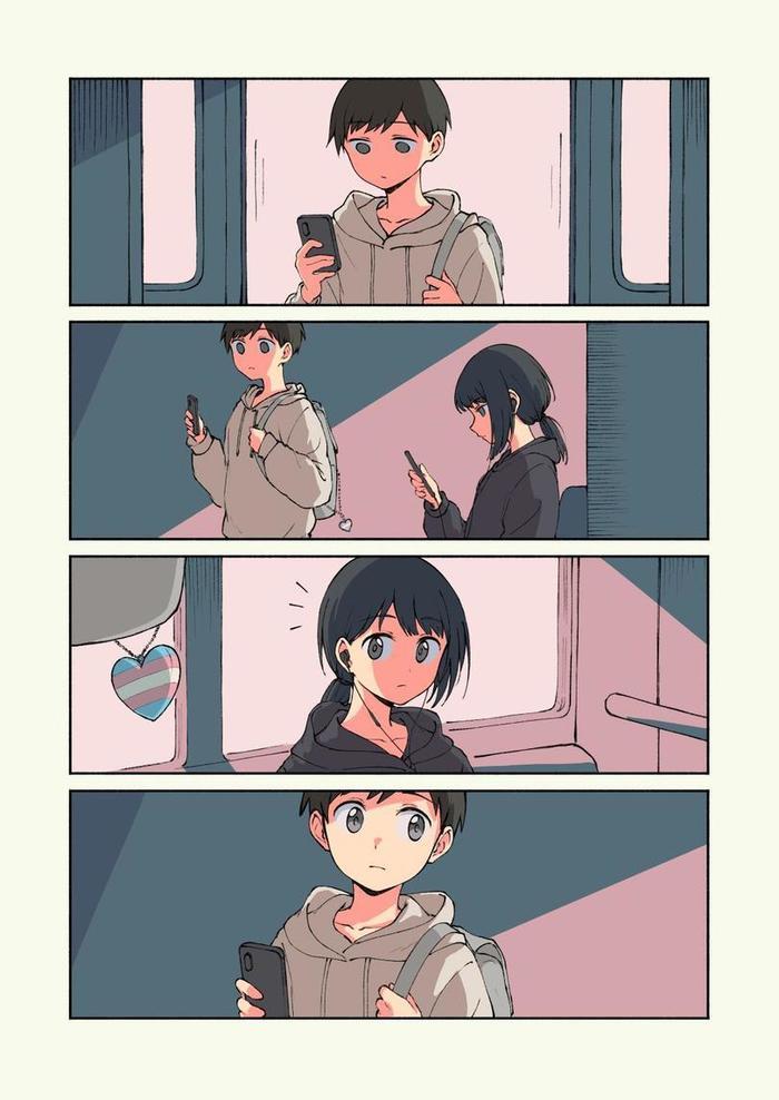 Случайность Аниме, Манга, Anime original, Animal Ears, Комиксы, Длиннопост