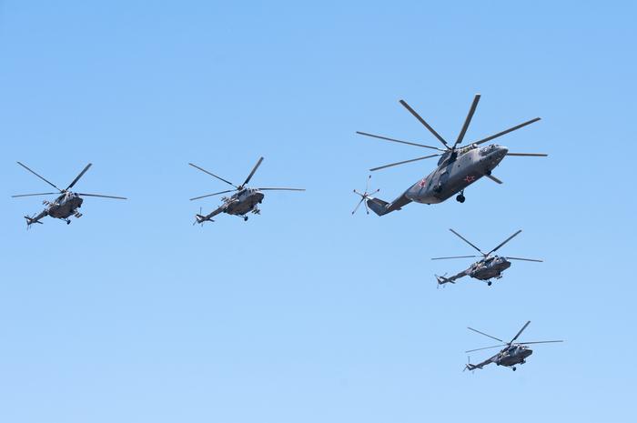 Воздушная часть парада Победы! Парад, Авиация, Самолет, Вертолет, Парад Победы, Aviation, Длиннопост