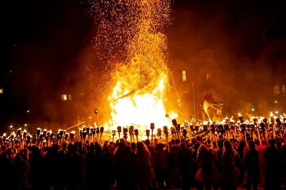 Праздник огня