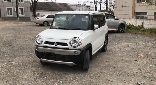 Такие авто нам нужны: японский кей-кар Suzuki Hustler захватывает рынок Авто, Кей-Кар, Suzuki, Японские автомобили, Малолитражка, Гифка, Длиннопост