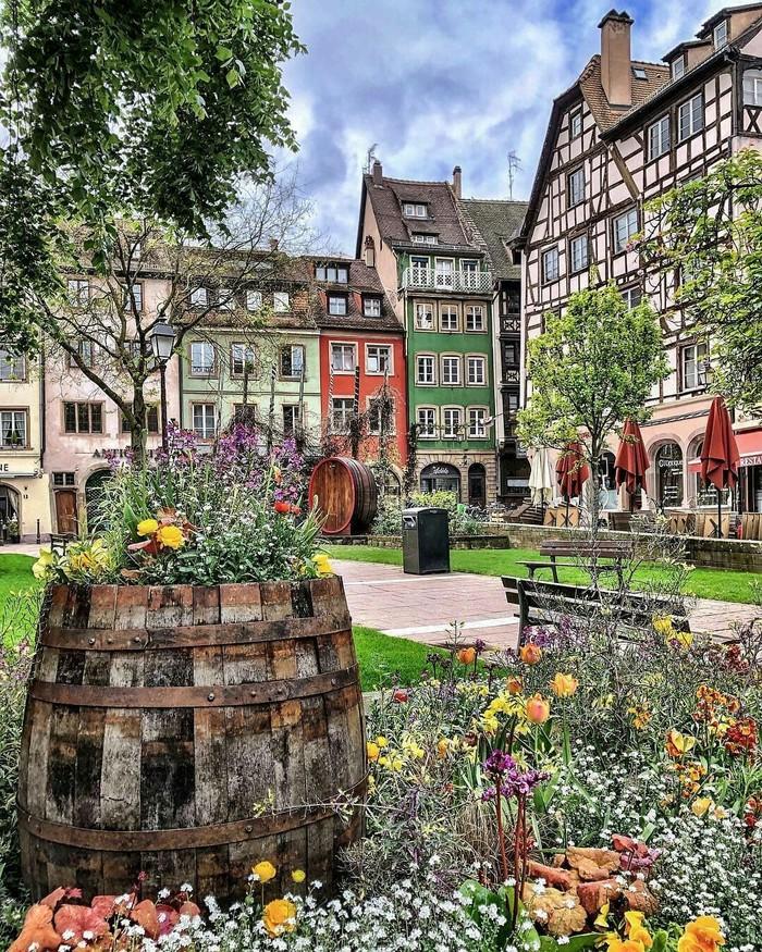 Страсбург, Франция.