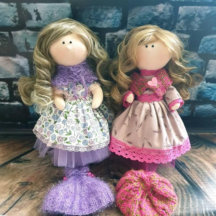 Мои Куколки Кукла, Текстильная кукла, Игрушки, Авторская игрушка, Детские игрушки, Вязаные игрушки, Своими руками, Длиннопост