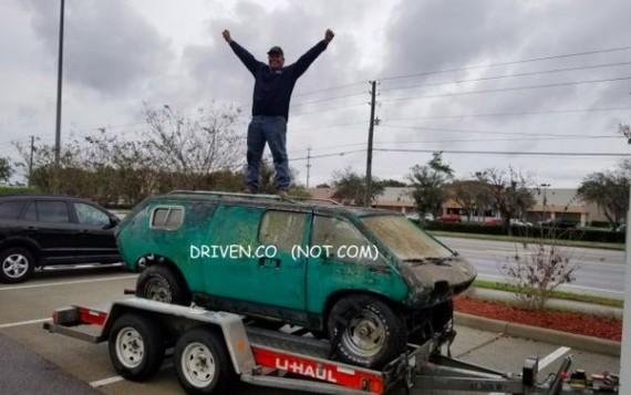 Найден минивэн Brubaker Box Automecca - осталось всего 17 штук! Авто, США, Самоделки, Раритет, Эксклюзив, Длиннопост, Редкие авто