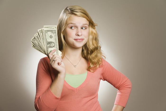 В России все больше девушек готовых платить за секс Девушки, Деньги