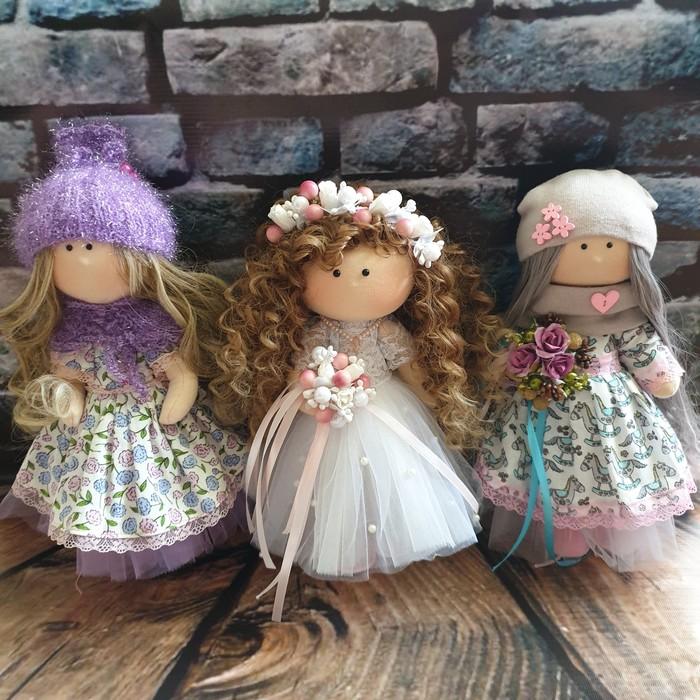 Куклы трикотажные Своими руками, Кукла, Рукоделие без процесса, Рукоделие с процессом, Рукоделие, Авторская игрушка, Длиннопост