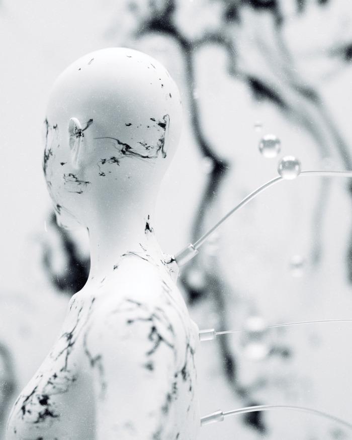 Графический дизайн,цифровые художники - Daniel Lepik Арт, 3D, Длиннопост