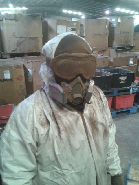 Я работаю в Мексике - 9. Плохое начальство или графитовый коллапс. Мексика, Тихуана, Работа, Длиннопост