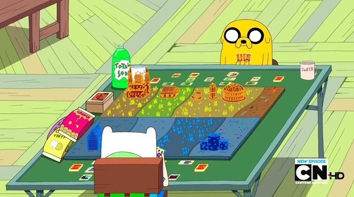 Я захвачу твое королевство или Adventure Time: Карточные войны Настольные игры, Adventure Time, Хобби, Игры, Развлечения, Финн и Джейк, Карточные войны, Игры на двоих, Длиннопост