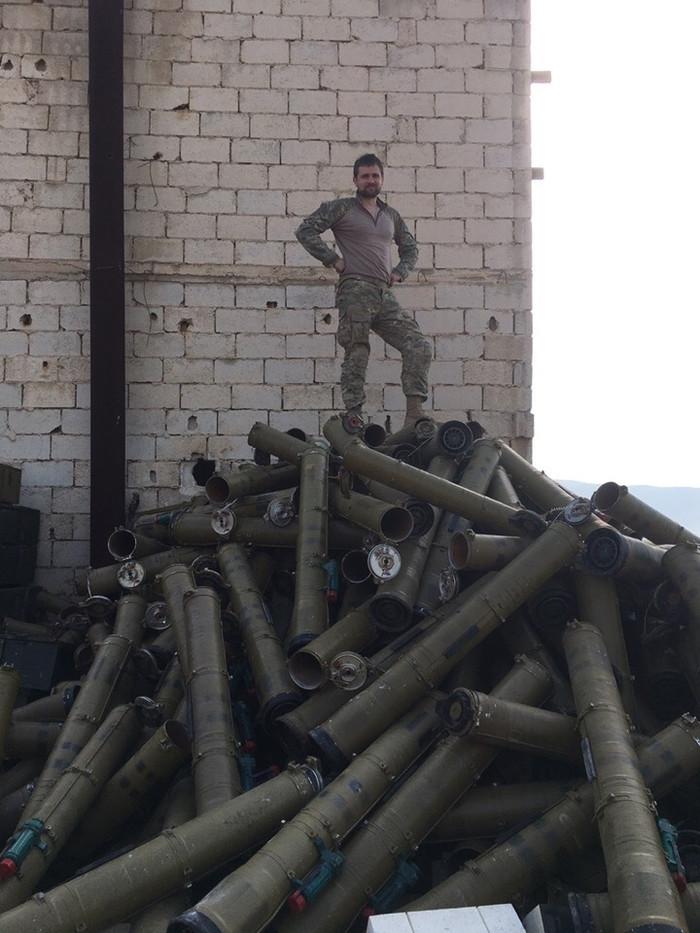 Расход ПТУРов на севере Хамы, Сирия. Фагот, Сирия, Хама, Саа, Война, Война в сирии, Фотография, Птрк