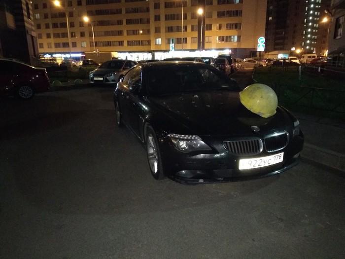 Кудрово перенимает Питерские методы борьбы с неправильной парковкой. Авто, Неправильная парковка, Наказание