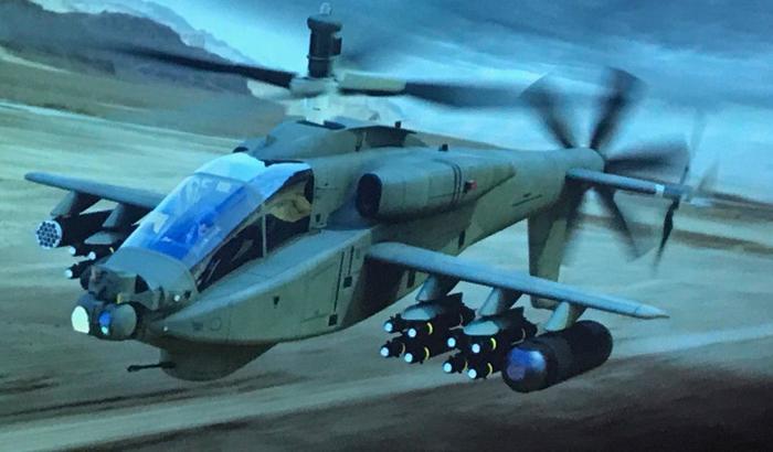 Высокоскоростная версия ударного вертолета Apache Авиация, Боинг, Вертолет, Apache, Длиннопост
