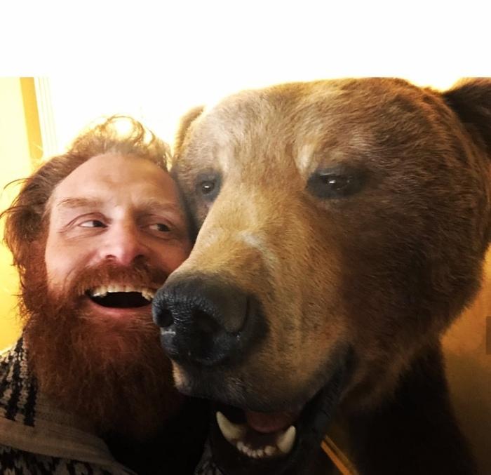 Тормунд Медвежий Муж снова счастлив на Севере