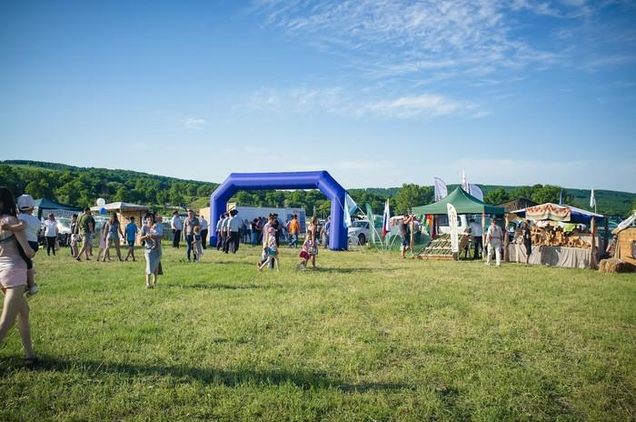Небесная Ривьера в станице Азовской Фестиваль, Воздушный шар, Воздухоплавание, Природа, Open Air, Длиннопост, Фотография