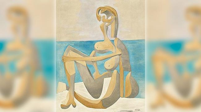 Британец купил на барахолке подлинник Пикассо за $293 Новости, Культура, Картина, Великобритания, Пикассо, Tvzvezdaru, Искусство, Сюрреализм