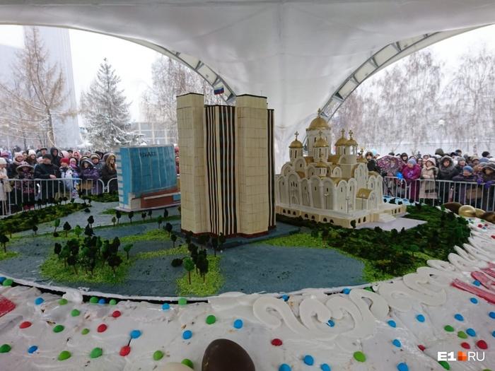 Поп вышел в народ Екатеринбург, Строительство храма, Религия, РПЦ, Клерикализация, Видео, Длиннопост