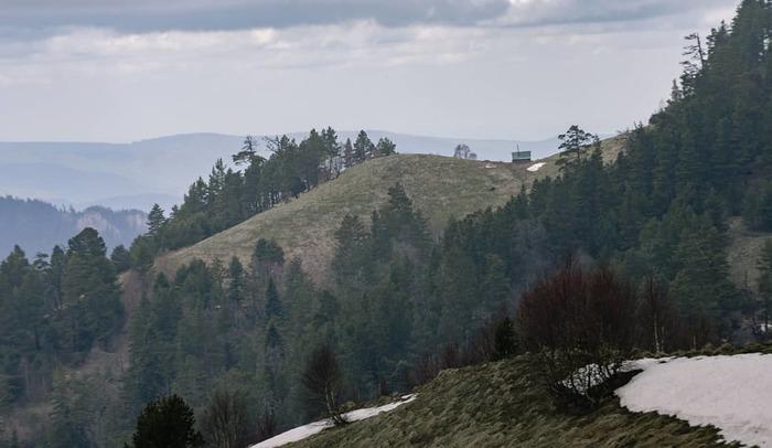 Пейзажи из похода по северному Кавказу. Горный туризм, Пейзаж, Кавказ, Длиннопост
