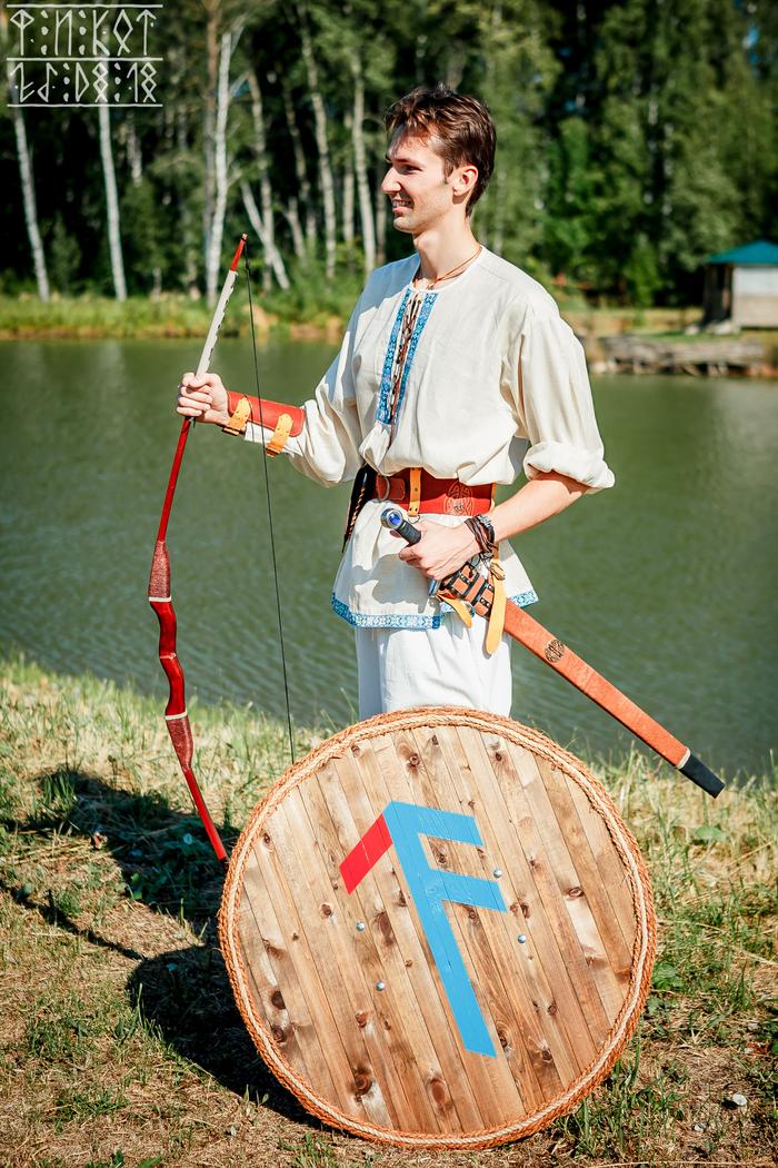 Свадьба в стиле викингов (2) Викинги, Свадьба, Длиннопост, Рукоделие с процессом