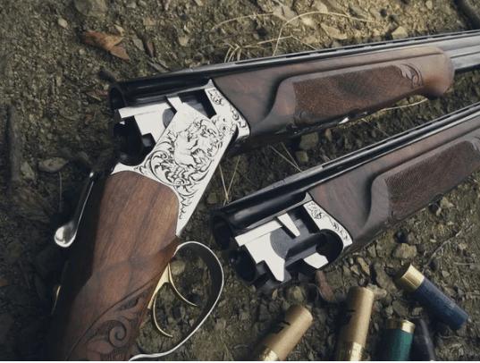 Иж-27: легендарное советское ружьё Оружие, Ружье, Охота, Иж-27, Хобби, Длиннопост