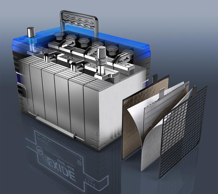 Японские ученые создали самовосстанавливающийся аккумулятор Аккумулятор, Ученые, Разработка, Новости