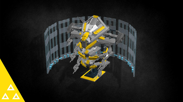 Лего Секрион, разум Нексуса (Lego Sekrion) LEGO, Destiny, Игры, Игрушки, Megabloks, Гидра, Босс, Страйк, Длиннопост