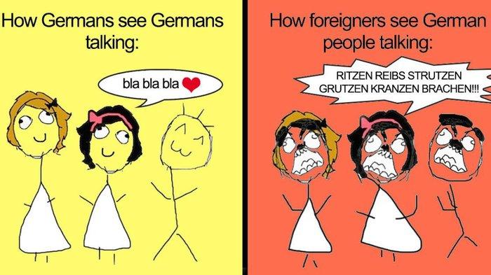 Как выучить немецкий язык Иностранные языки, Немецкий язык, Изучение языка, Полиглот, Германия, Foreign languages, Длиннопост