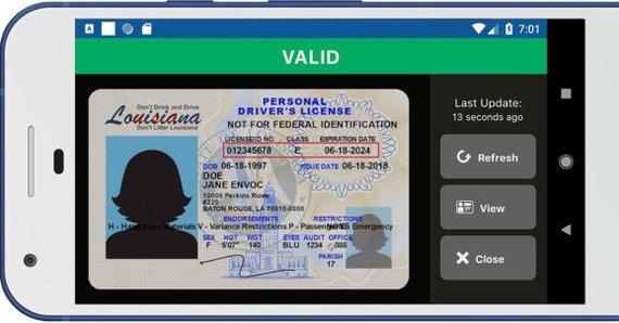 В Android Q появится поддержка мобильных удостоверений личности. Технолог, Android, Телефон
