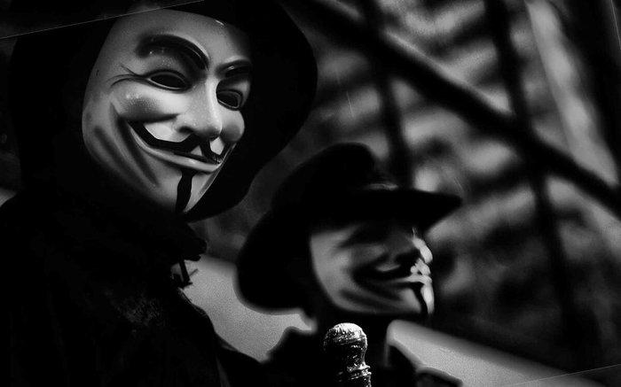 Анонимусы забрали хактивизм с собой в могилу Компьютер, Интернет, Анонимус, Хакеры, Утечка данных, Видео, Длиннопост