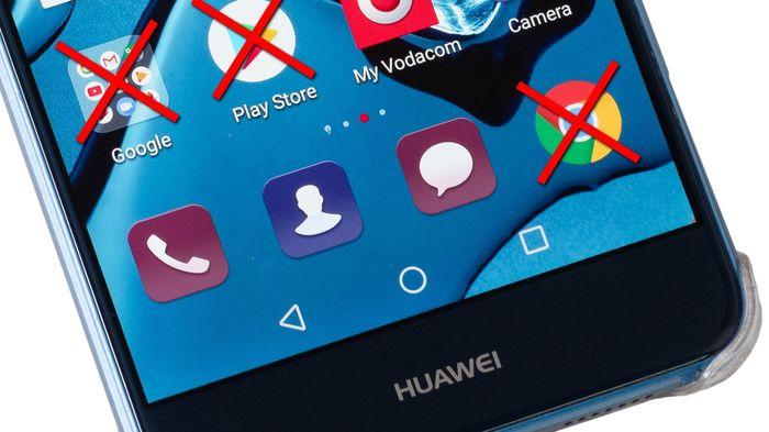 Huawei отключили от Android (Торговая война США - Китай) Huawei, Android, Google, Торговая война, США, Китай, Смартфон, Видео