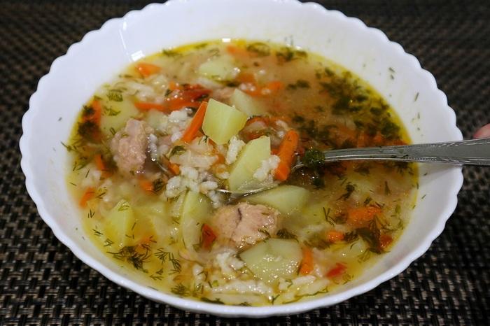 Суп из тунца за 30 минут Суп, Видео рецепт, Видео, Кулинария, Тунец, Рецепт