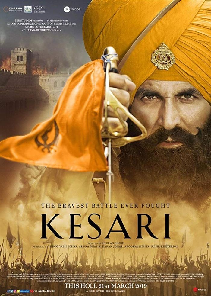 Что посмотреть: Битва при Сарагахри (Сарагархи) / Kesari Сикхи, Великобритания, Афганистан, Болливуд, Акшай Кумар, Индийское кино, Что посмотреть, Видео, Длиннопост