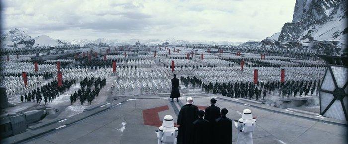 В ряду темных армий пополнение Игра престолов, Звездные войны VII, Властелин колец, На всякий случай, Спойлер