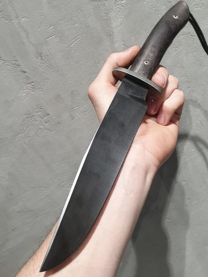 Аргентинский Боуи Нож, Нож боуи, Длиннопост