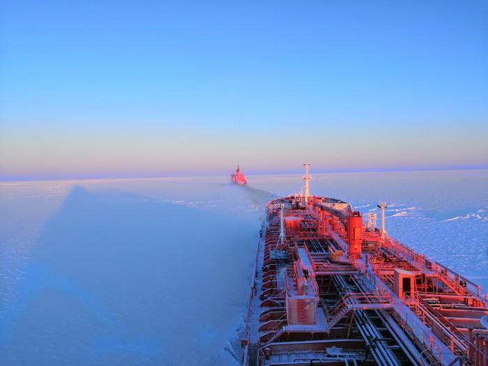 В Арктику вместе сМОРЯК SEALAND