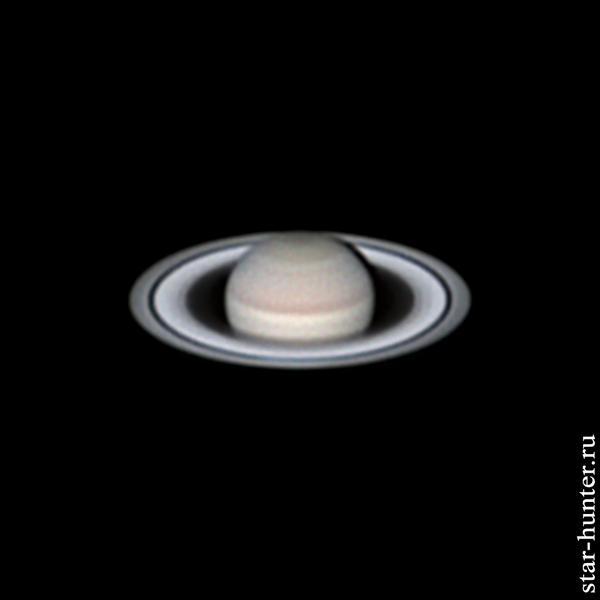 Сатурн, 21 мая 2019 года, 02:02 Сатурн, Астрофото, Астрономия, Космос, Starhunter, Анападвор