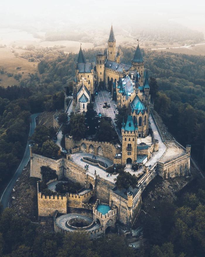 Замок Гогенцоллерн, Германия