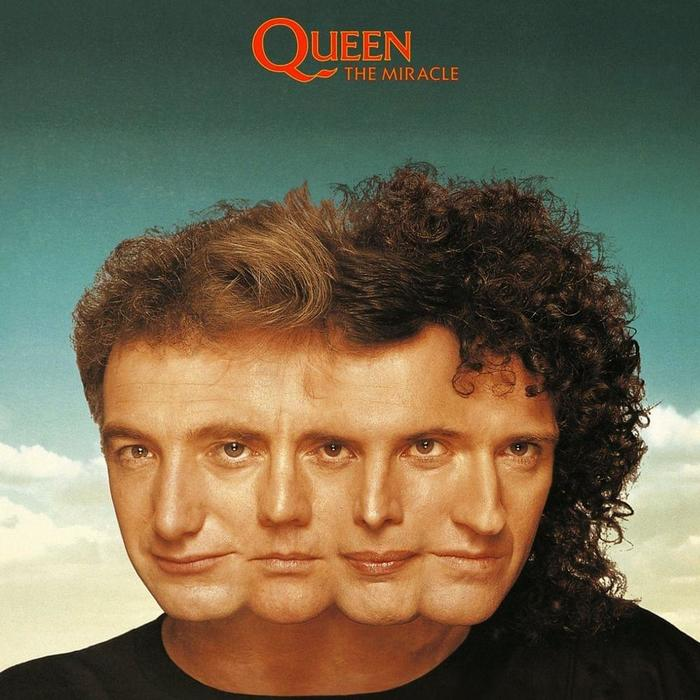 30 лет альбому Queen 'The Miracle'! Queen, Рок, The Miracle, Фредди Меркьюри, 80-е